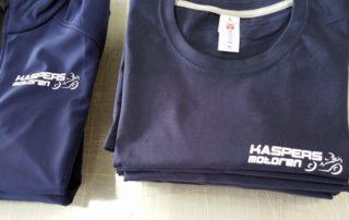Bedrukken kleding Kaspers Motoren Alphen aan den Rijn