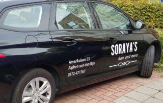 Autobelettering Soraya's